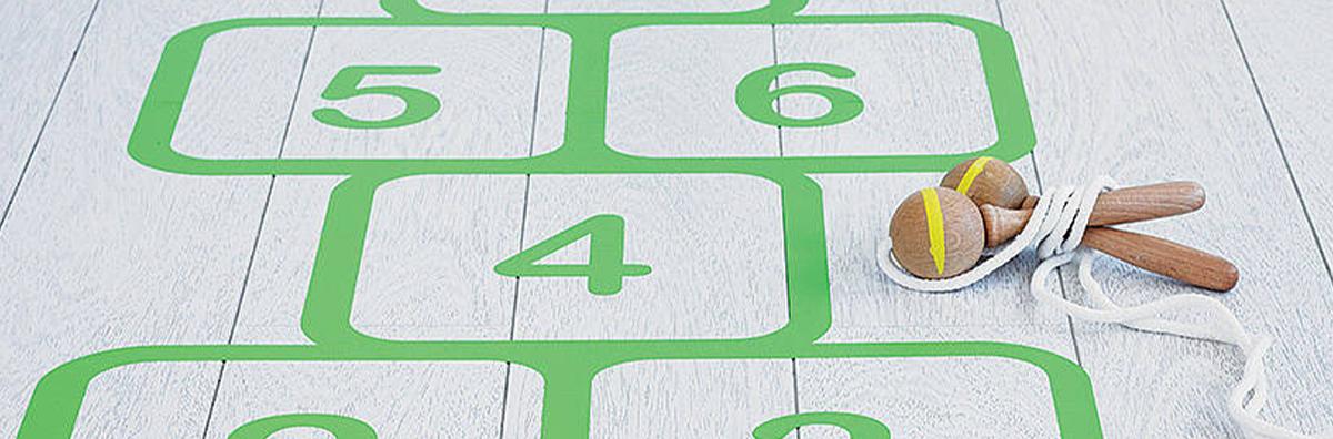 vloerprint indoor reclame